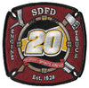 San Diego Station 20 Midway Sports Arena Fire Patch