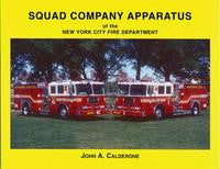 Squad Company Apparatus of the FDNY