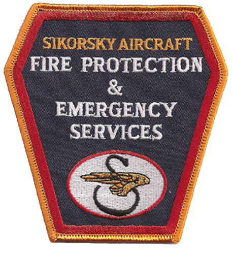 Sikorsky Airport Fire Protection Patch