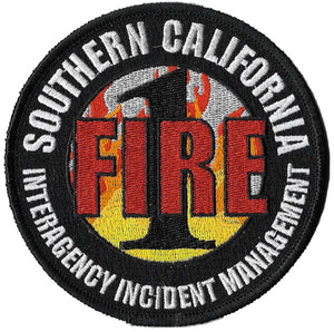 Southern California, Interagency Incident Management Fire Patch