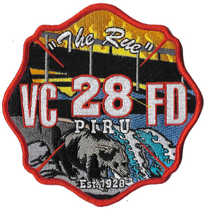Ventura, CA Station 28 Piru Patch