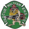 Waltham, MA. Rescue Engine Co. 5 Patch