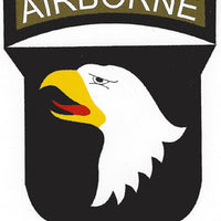 U. S. Airborne Decal