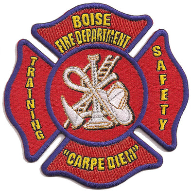 Boise, ID Dept. of Training Patch