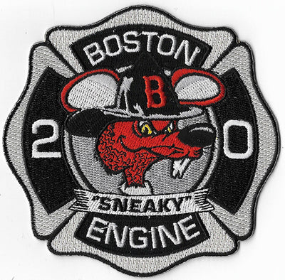 Boston Engine 20