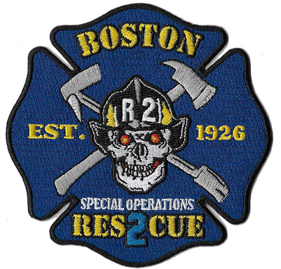 Boston Rescue 2 Special Operations New Blue Fire Patch