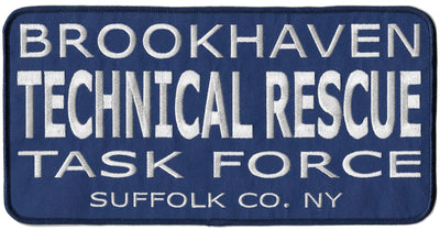 Brookhaven, NY Technical Rescue Large Patch 11