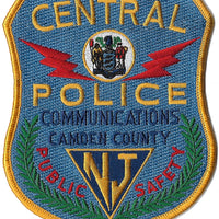 Camden County, NJ Communications Patch