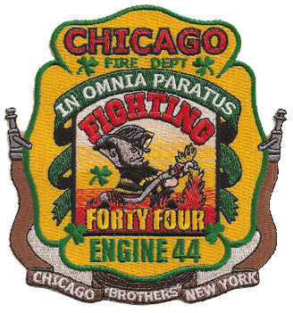 Chicago Engine 44 Patch