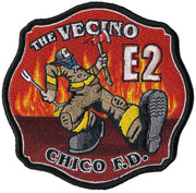 Chico, CA Engine 2 Patch