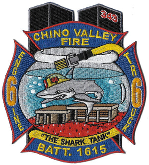 Chino, CA Station 6 Shark Tank Patch
