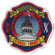 Columbia, South Carolina Engine 1 Patch