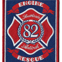 Contra Costa Station 82 Southside Antiock NEW Fire Patch