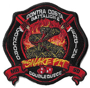 Contra Costa County Engine 22 Battalion 2 Fire Patch