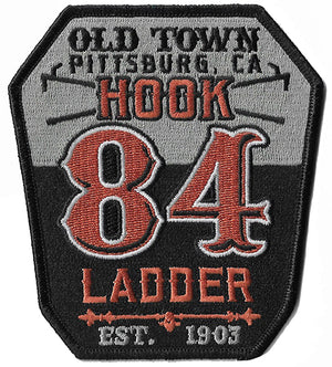 Contra Costa County Fire  Hook & Ladder 84 Old Town Pittsburg Patch