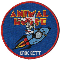 "Crockett, CA ""Animal House"" Station 78 Fire Patch"