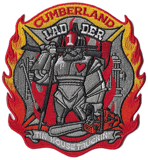 Cumberland, RI Ladder 1 Tin House Truckin Fire Patch