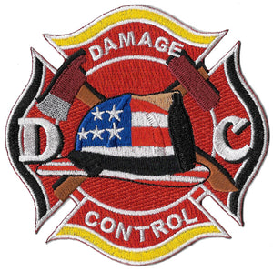 Fire Damage Control Patch