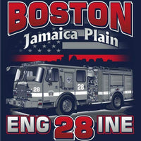 Boston E-28 Jamaica Plain Tee