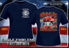 FDNY Engine 332 Bradford St. Brooklyn Navy Tee