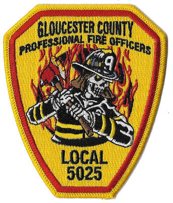 Gloucester County, NJ Local 5025 Patch