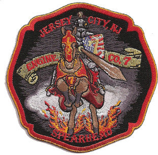 Jersey City Engine 7 Patch