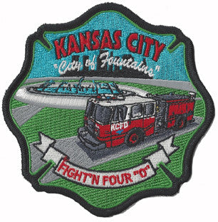 Kansas City Engine 40