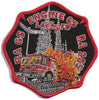 LAFD Station 65 Patch