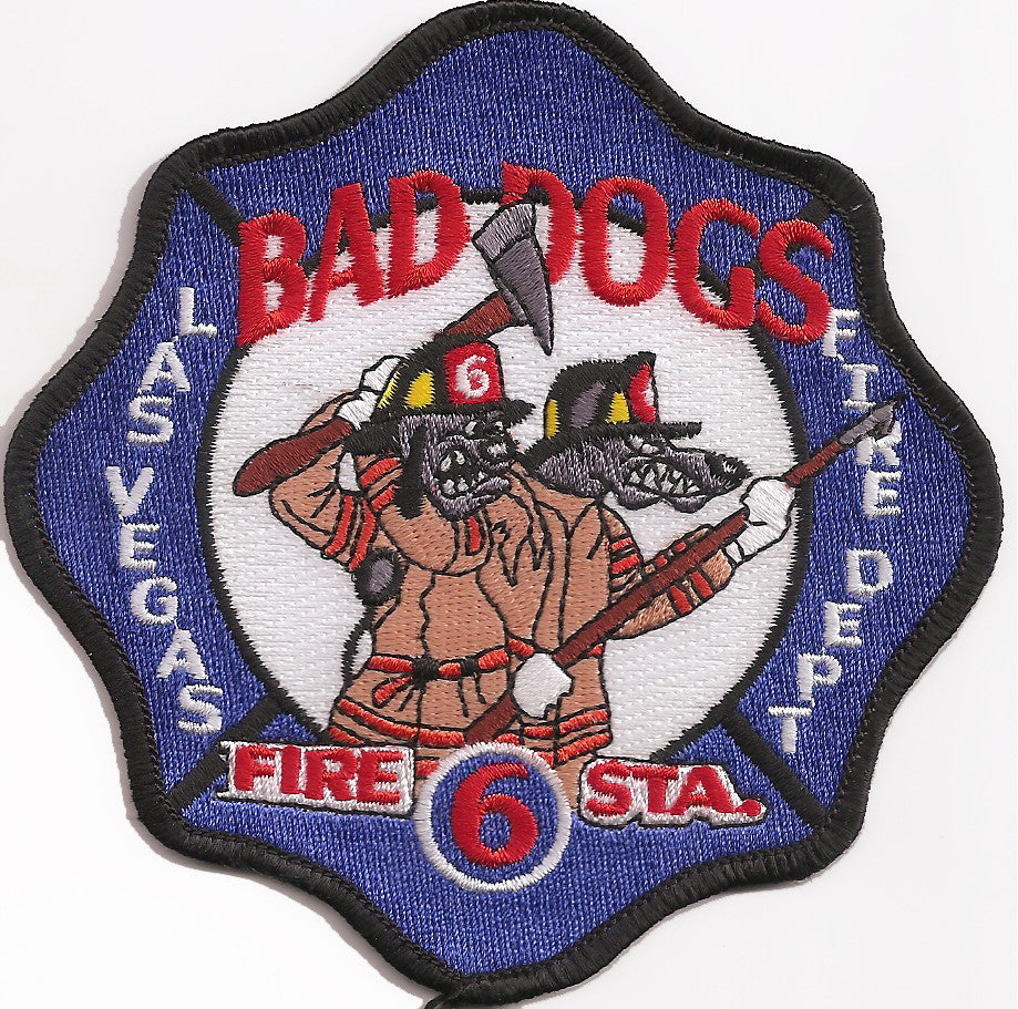 Las Vegas Station 6 Patch