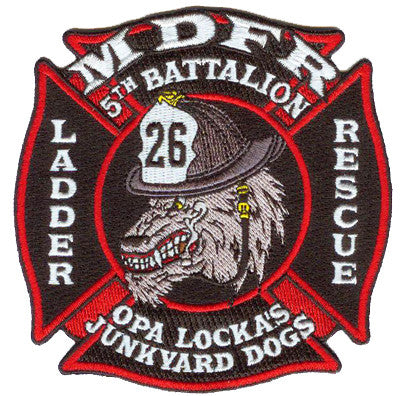 Miami Dade, FL Station 26 Patch