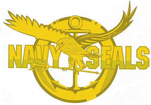 U. S. Navy Seals Vinyl Decal
