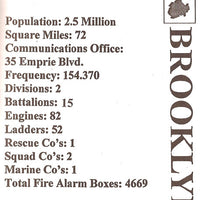 New York City Fire Alarm Book