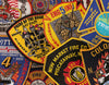 10 Patch Lot - Assorted Patches