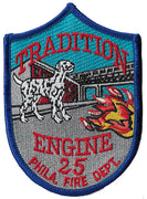 Philadelphia Engine 25 Patch