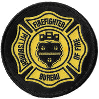 Pittsburgh, PA Fire Department Patch