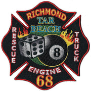 Richmond, CA Station 68 Patch
