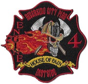 Riverside City Engine 4 House of Pain Fire Patch