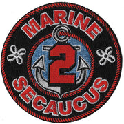 Secaucus, NJ Marine Fire Patch