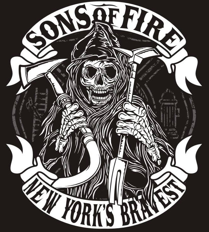 SON'S OF FIRE - NEW YORK'S BRAVEST