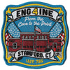 "Stamford, CT Engine 4 ""East Side"" Patch"