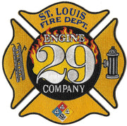 St. Louis Engine 29 Patch