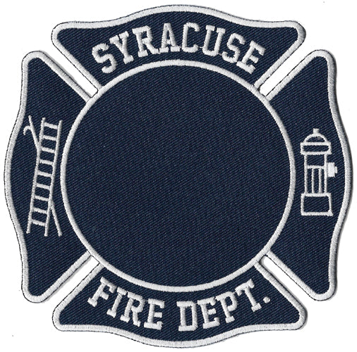 Syracuse Maltese Dept. Patch
