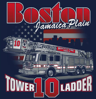 Boston Tower Ladder 10