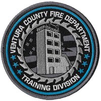 Ventura County Fire Training Division Patch