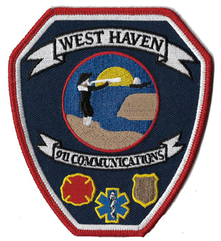 West Haven, CT   911 Communications Patch