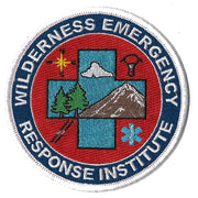Wilderness Emergency Response Fire Patch
