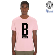 Load image into Gallery viewer, Unisex - B Brave Iconic Original Print Tee