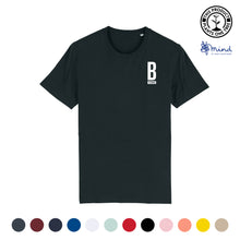 Load image into Gallery viewer, Unisex - B Strong Iconic Minimal Print Tee