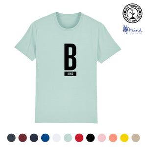Unisex - B Kind Iconic Original Print Tee