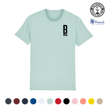 Load image into Gallery viewer, Unisex - B Kind Iconic Minimal Print Tee